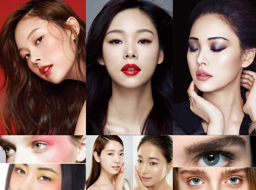 Тренды 2018 в корейском макияже