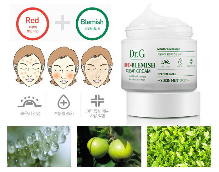 Dr.G Red Blemish Clear
