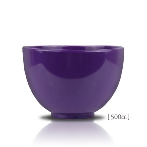 Anskin Rubber Ball (Purple)