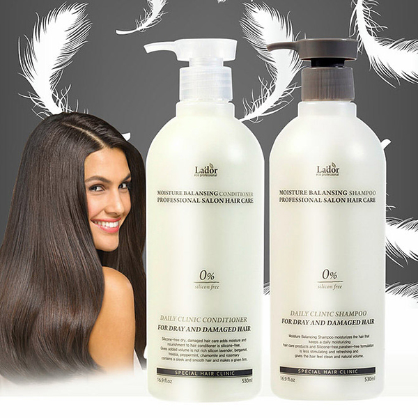 La'dor Moisture Balancing Shampoo