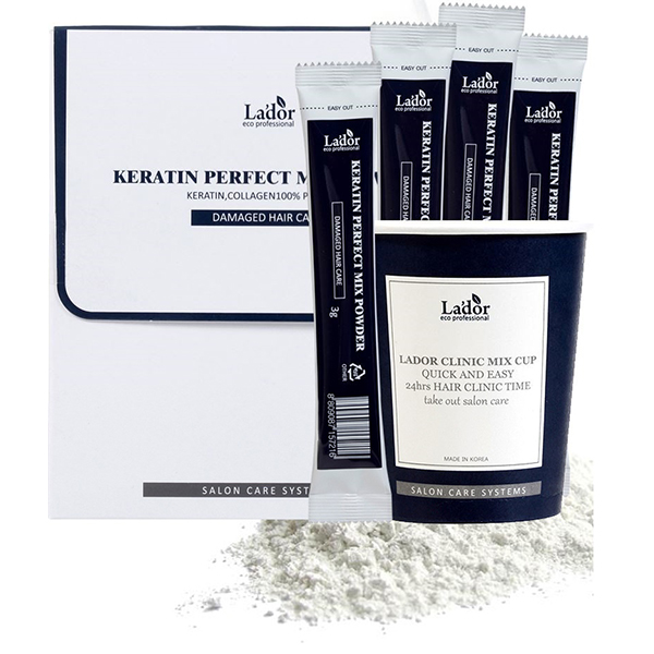 La'dor Keratin Perfect Mix Powder