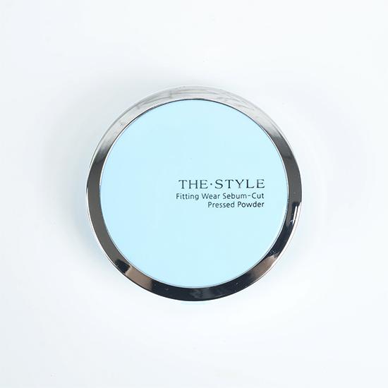 Missha The Style Fitting Wear Sebum Cut Pressed Powder
