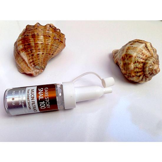 Ramosu Carestory Snail Mucin Filtrate Solution 100%