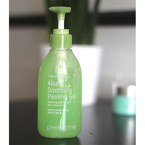 Tony Moly Aloe Soothing Peeling Gel