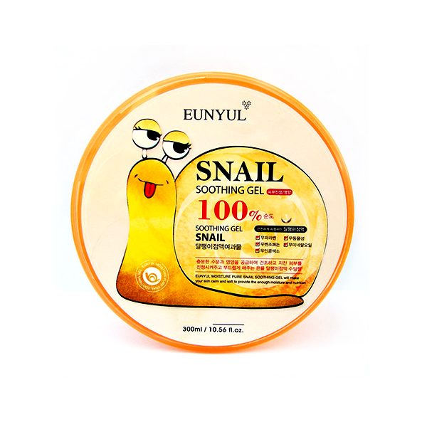 Eunyul Snail 100% Soothing Gel