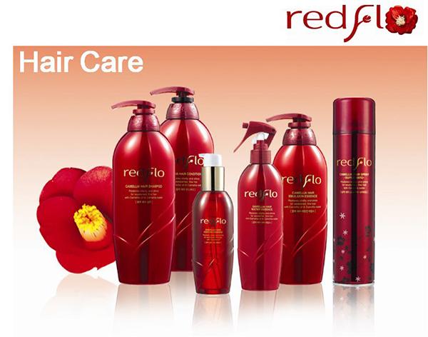 Somang Redflo Camellia Hair Shampoo