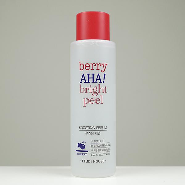 Etude House Berry AHA Bright Peel Boosting Serum