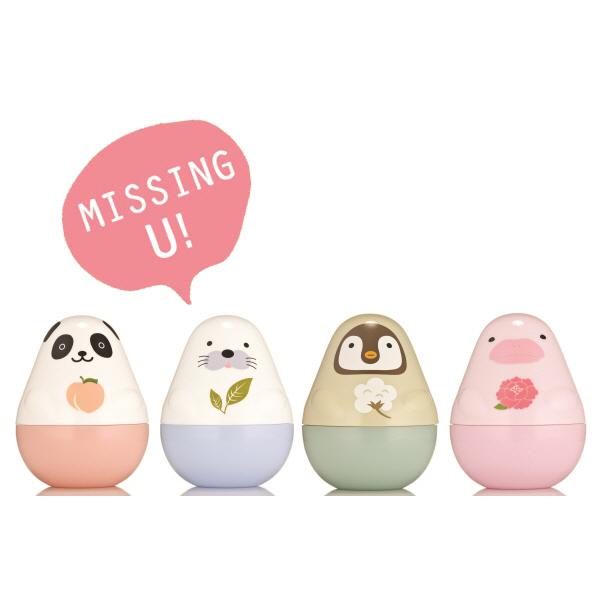 Etude House Missing U Hand Cream Fairy Penguin