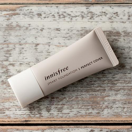 Innisfree Smart Foundation Perfect Cover SPF33/PA+++