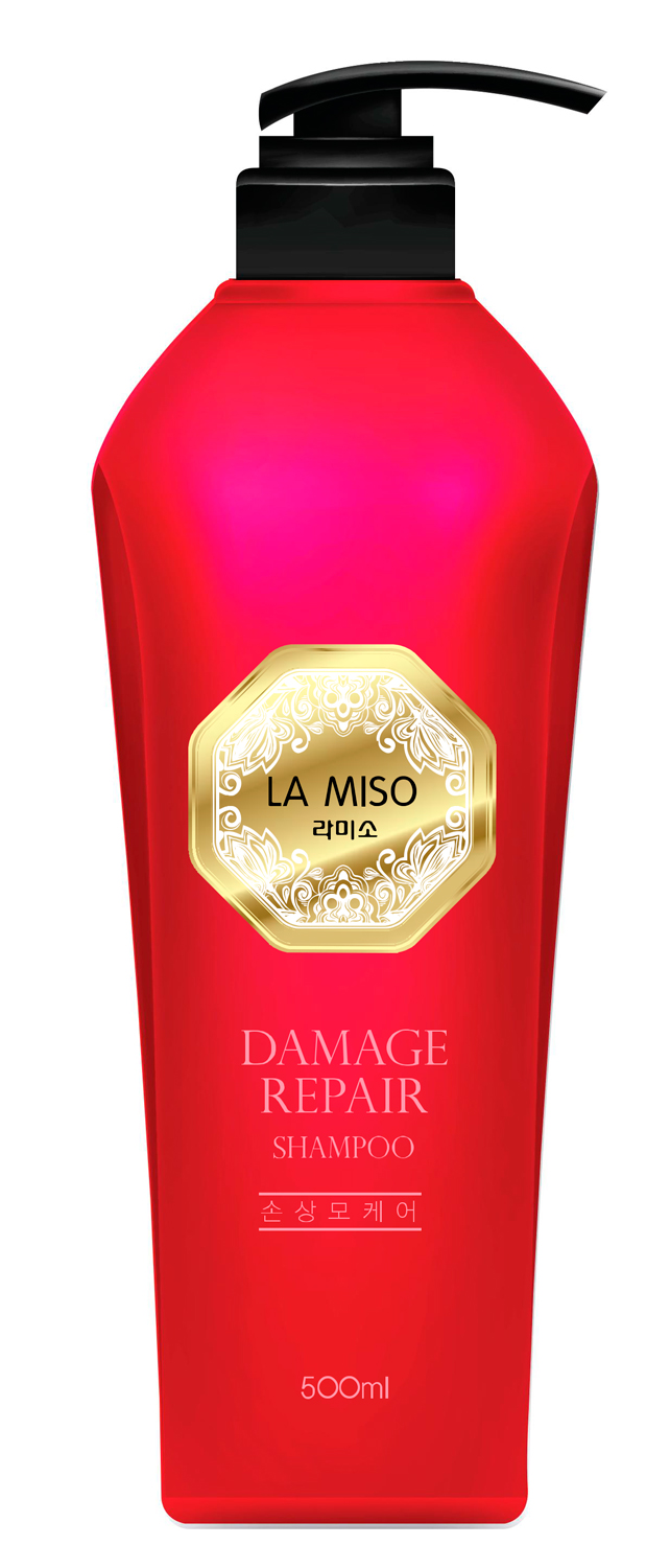 La Miso Damage Repair Shampoo