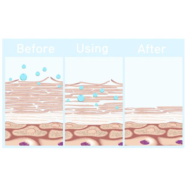 Missha Super Aqua Smooth Skin Peeling Mousse