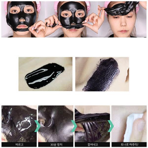 Secret Key Black Out Pore Peel-Off Pack