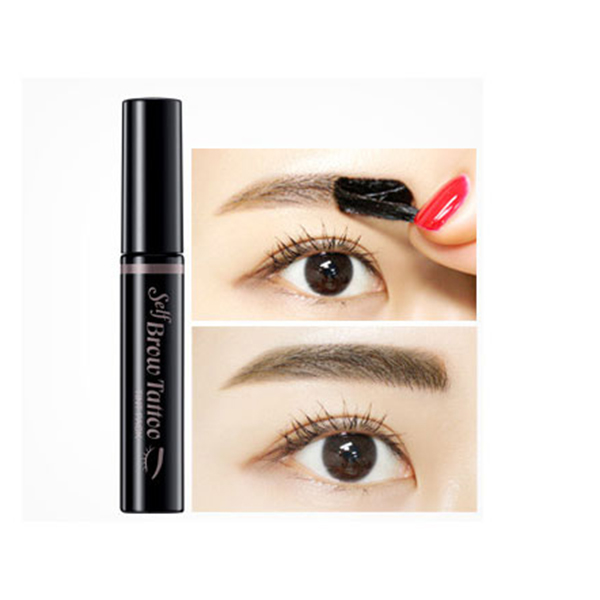 Secret Key Self Brow Tattoo Tint Pack