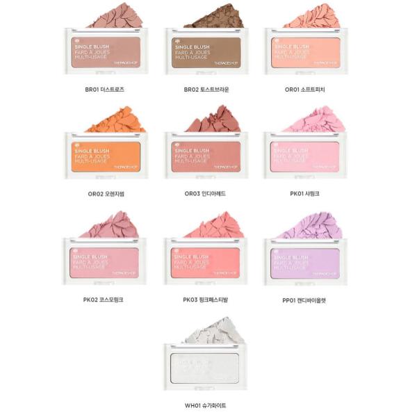 The Face Shop Single Blush