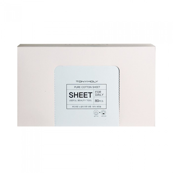 Tony Moly Pure Cotton Sheet