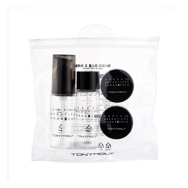 Tony Moly Tony Useful Container For Travel Kit