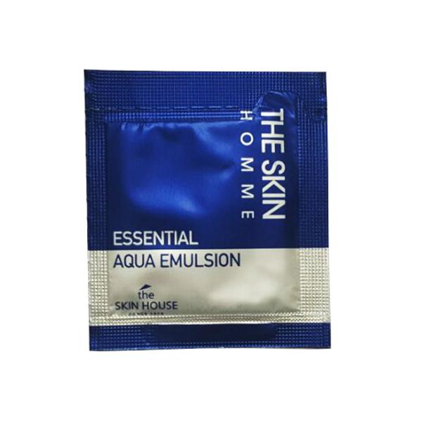 Пробник увлажняющей эмульсии для мужской кожи Пробник The Skin House Homme Essential Aqua Emulsion