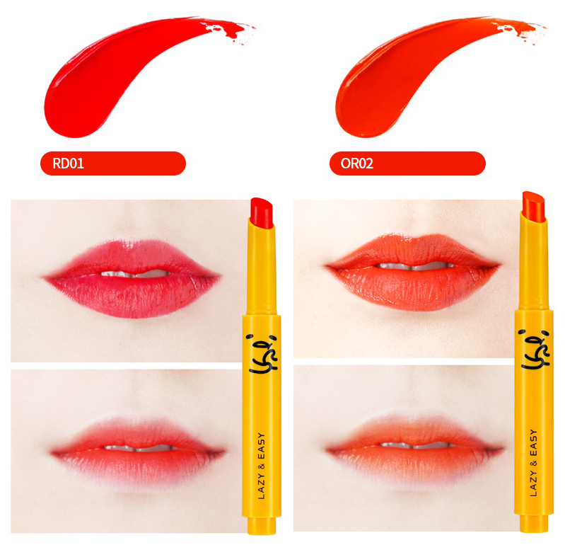 Holika Holika Gudetama Melting Lip Button