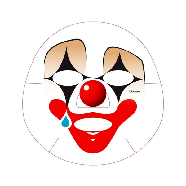 Berrisom Horror Mask