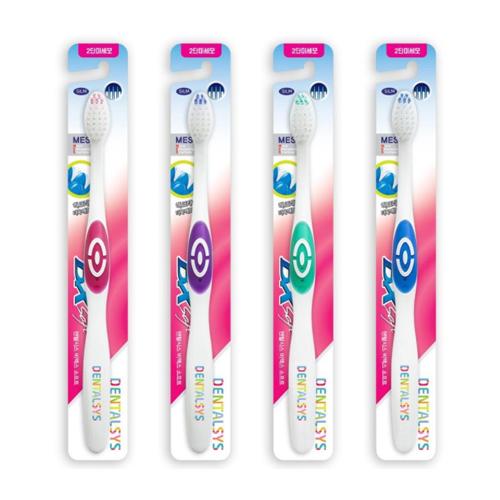 Зубная щетка для чувствительных зубов Dentalsys BX Soft