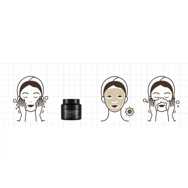 Eunyul Pore Tightening Radiance Pack