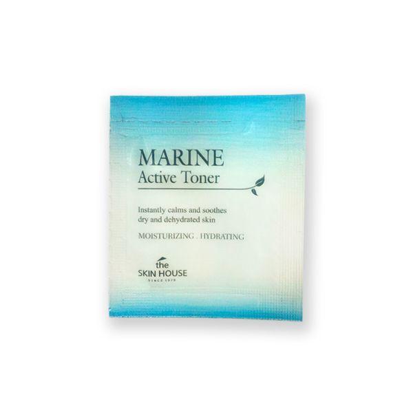 The Skin House Marine Active Toner sample