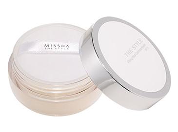 Missha The Style Fitting Wear Cashmere Powder