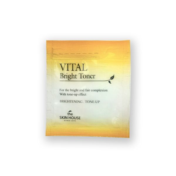 The Skin House Vital Bright Toner sample