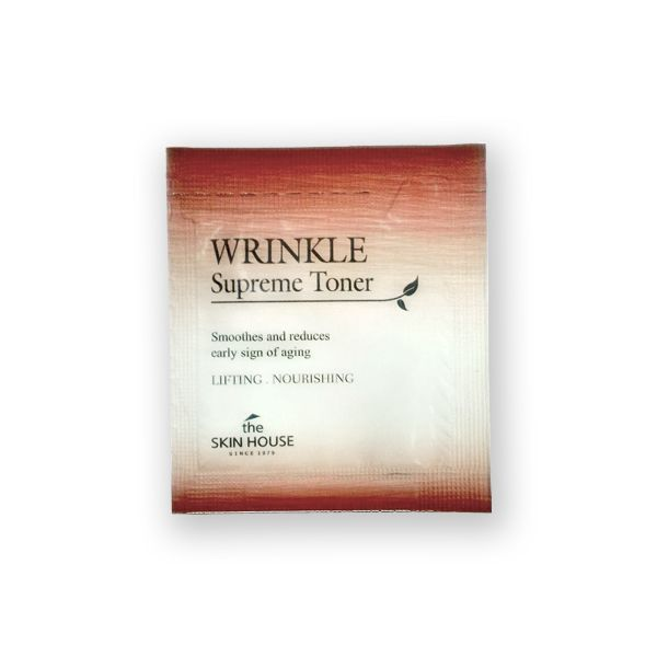 Пробник Тонер против морщин The Skin House Wrinkle Supreme Toner