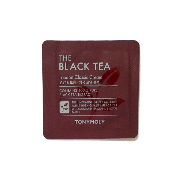 Tony Moly The Black Tea London Classic Cream