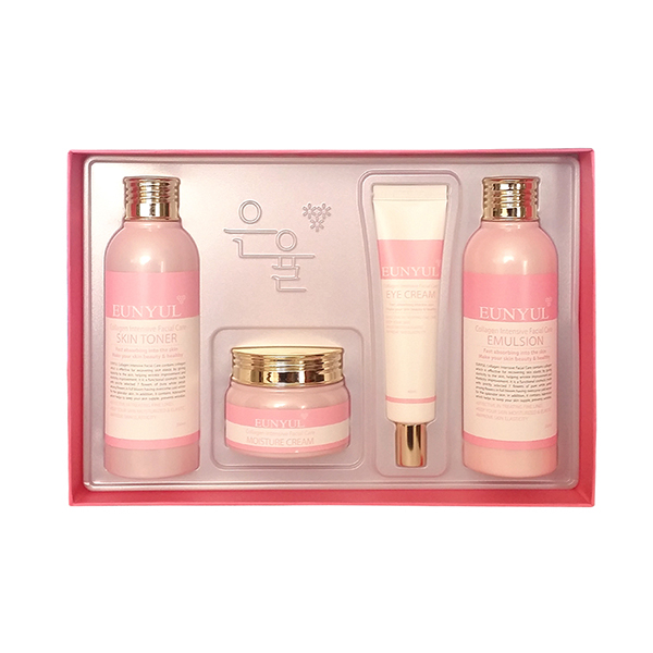 Eunyul Collagen Intensive Facial Care Skin Care Set