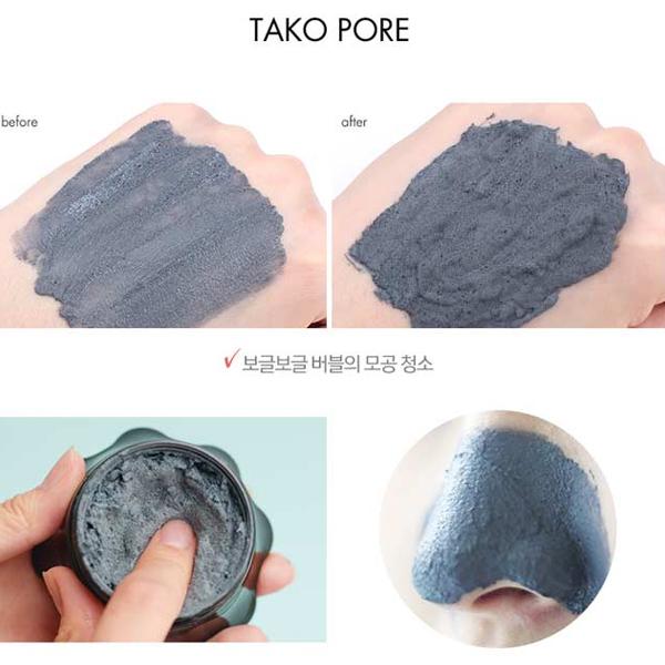 Tony Moly Taco Pore Bubble Pore Pack