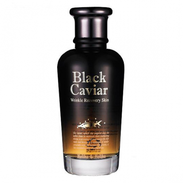 Holika Holika Black Caviar Anti-Wrinkle Skin