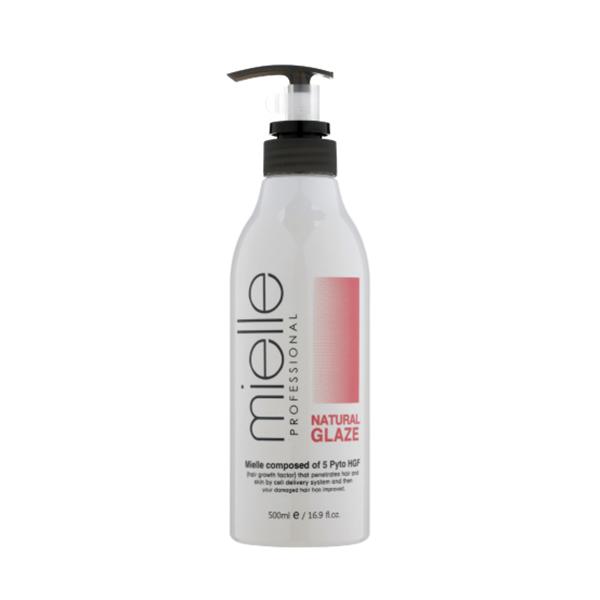 Средство для ламинирования волос, 500мл Mielle Natural Fix Glaze