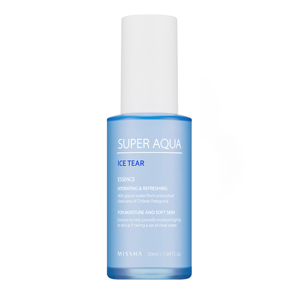 Missha Super Aqua Ice Tear Hydrating & Refreshing Essence