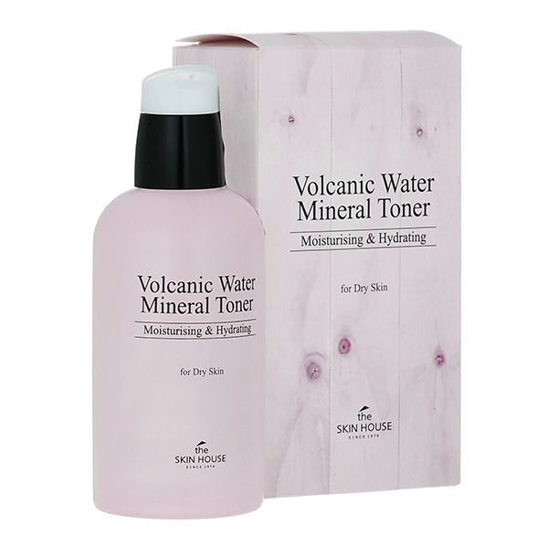The Skin House Volcanic Water Mineral Toner