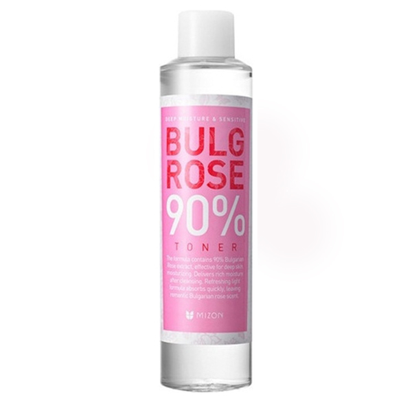 Mizon Bulg Rose 90% Toner