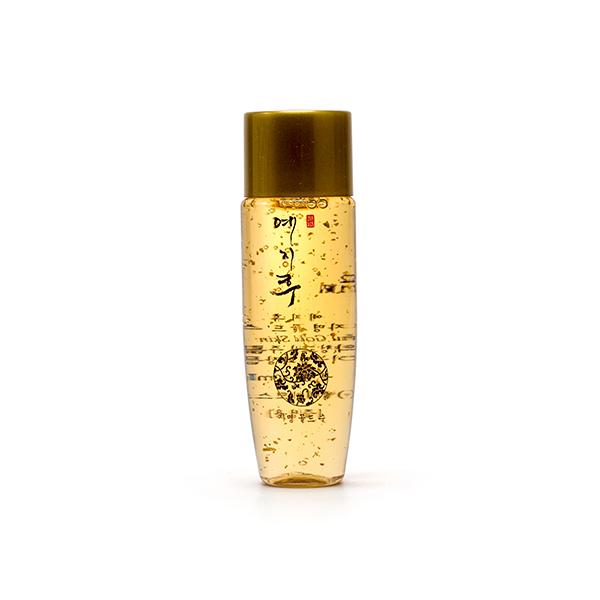 Антивозрастной тонер с частичками золота (миниатюра) Пробник Bergamo Yezihu Gold Skin Toner Mini