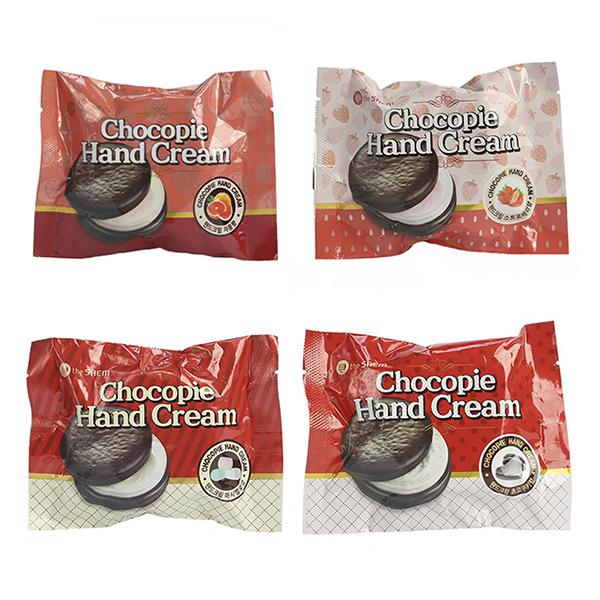 The Saem Chocopie Hand Cream