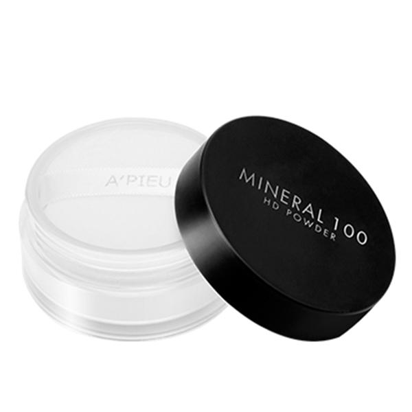 Минеральная финишная рассыпчатая пудра с HD-эффектом A'Pieu Mineral 100 HD Powder