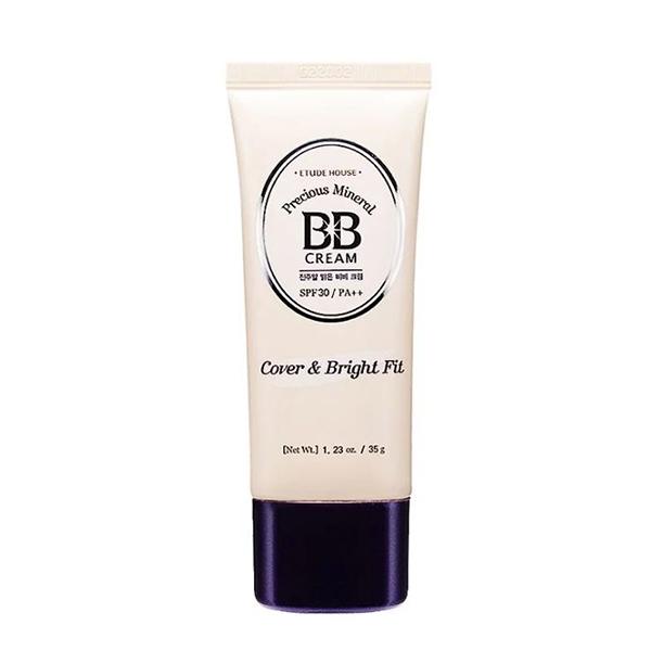 Минеральный ВВ-крем Etude House Precious Mineral BB Cream Cover & Bright Fit