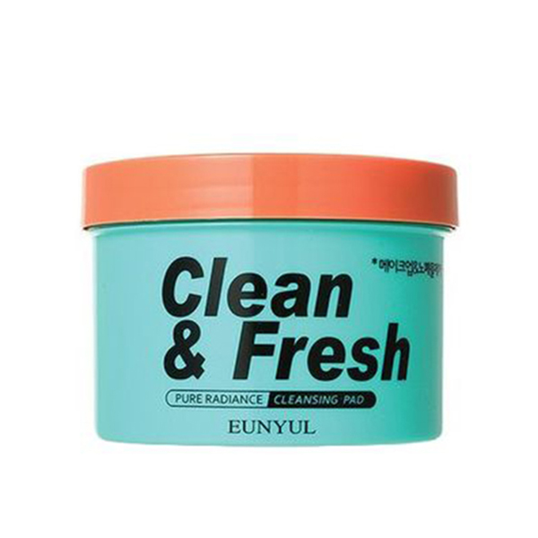 Eunyul Clean & Fresh Pure Radiance Cleansing Pad