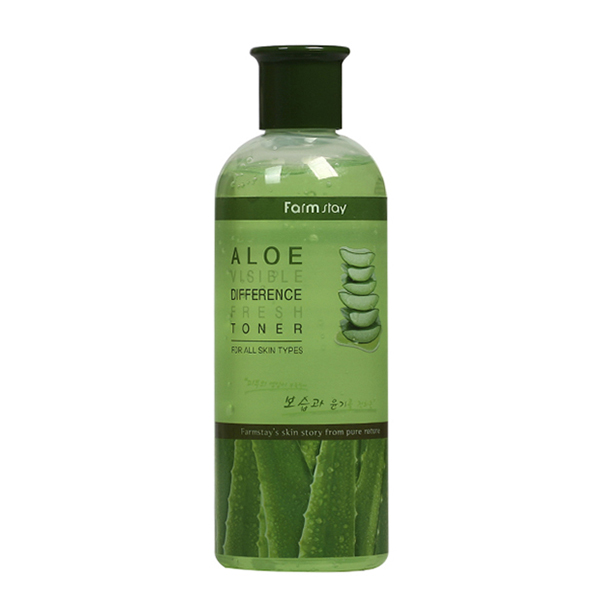 FarmStay Visible Difference Fresh Toner (Aloe)