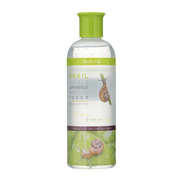 FarmStay Visible Difference Moisture Toner (Snail)
