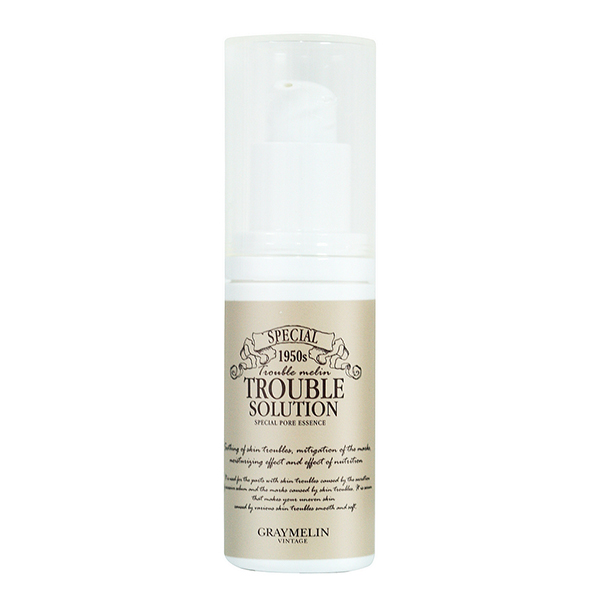 Graymelin Trouble Solution Special Pore Essence
