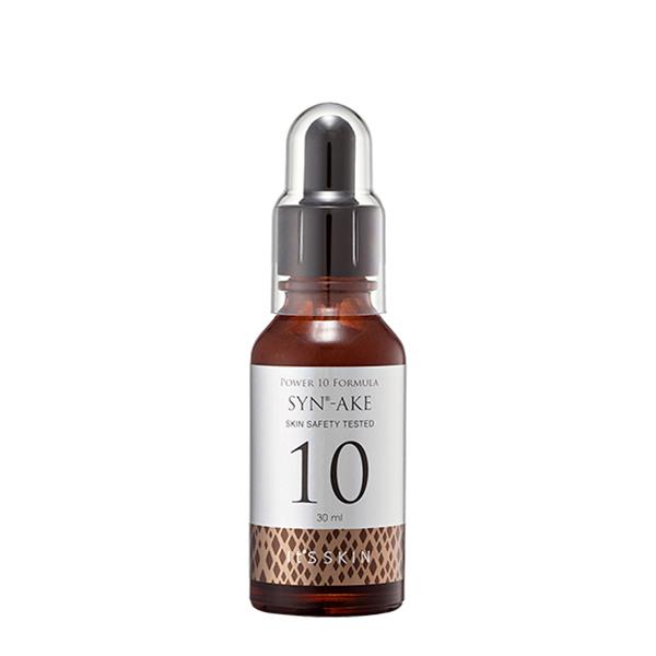 Сыворотка от морщин с пептидом Syn-Ake It's Skin Power 10 Formula SYN-AKE