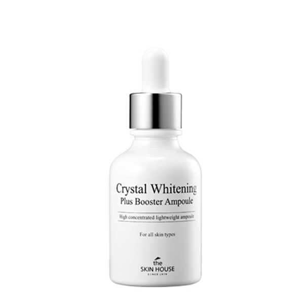 The Skin House Crystal Whitening Plus Booster Ampoule