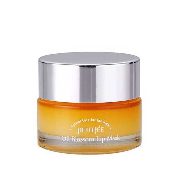 Petitfee Oil Blossom Lip Mask Sea Buckthorn Oil