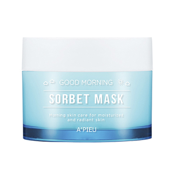 Освежающая маска-сорбет A'PIEU Good Morning Sorbet Mask