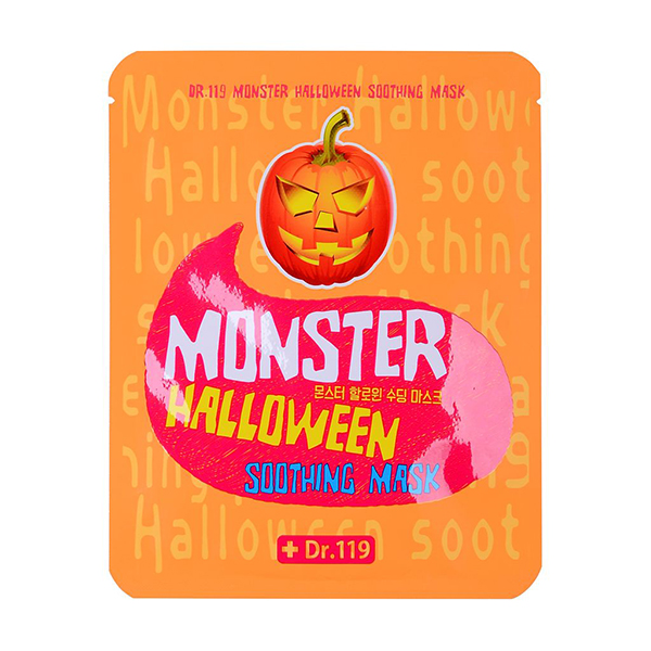 Baviphat Dr.119 Monster Halloween Soothing Mask